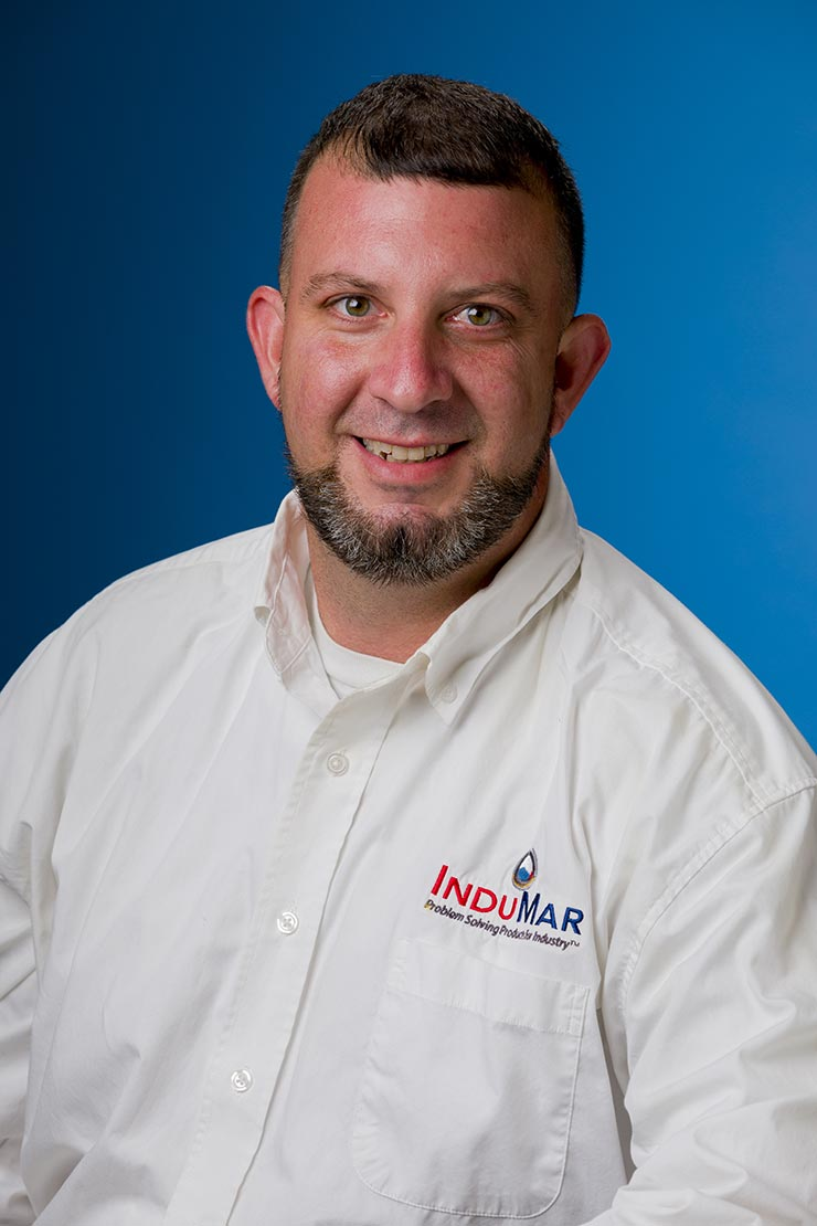 Nate Schmitt, Indumar, Inc., Houston, Texas