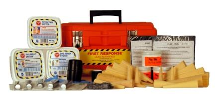 First Response Emergency Pipe Repair Kits