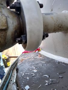 in-field leak repair system