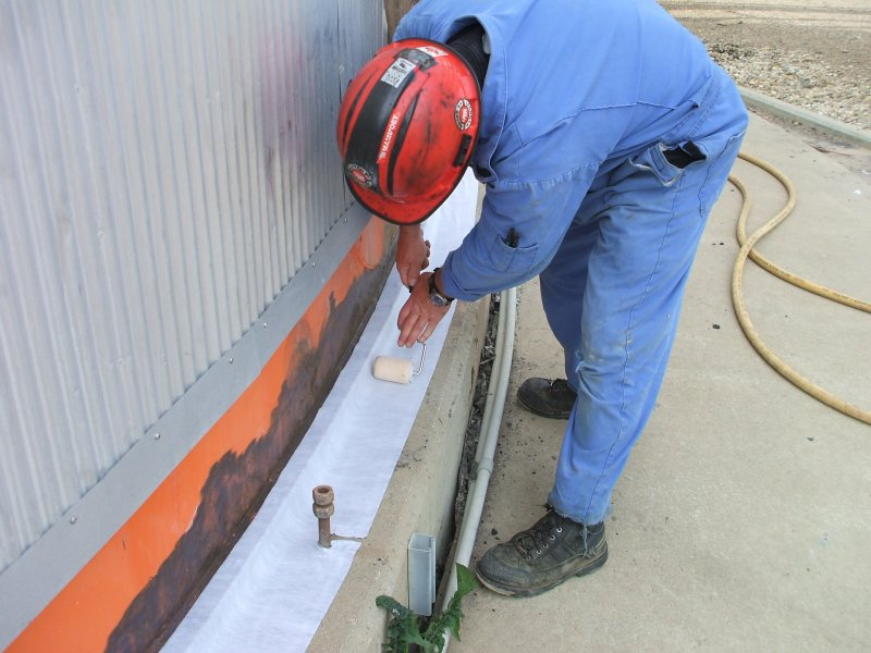 Viscotaq EZ-Wrap Corrosion Control Pipe Wrap