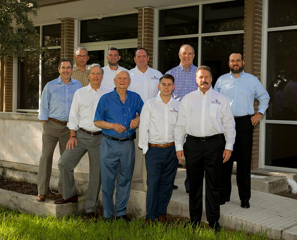 Executive Team of Indumar, Inc., Houston, Texas