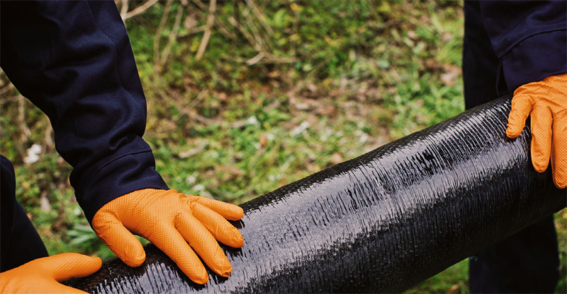 STOP IT® BoreShield™ ARO I - a field-applied abrasion resistant outerwrap